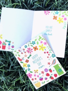 Happy Mother\'s Day Mom Card