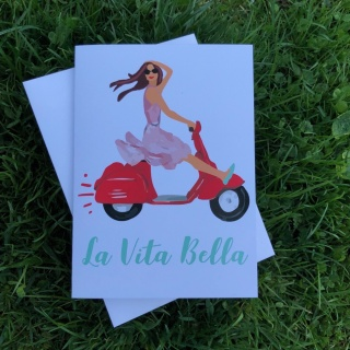 La Vita Bella Card