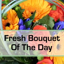 Fresh Bouquet of the Day - starting at