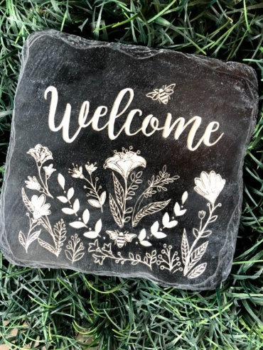 Welcome Stepping Stone