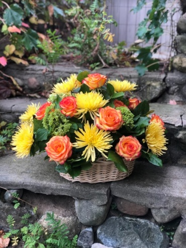Sunshine Basket Tribute