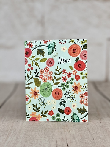 So Loved Mom Card